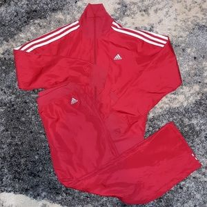 Vintage Adidas Womens Track Suit size small